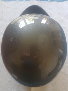 Helm - Ansicht oben