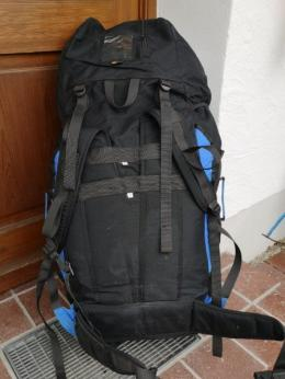 Charly GS Packsack black&blue