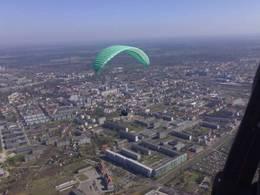 German Flatlands Gleitschirm 2012