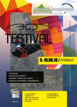 BGD TESTIVAL Tannheimertal / Flugschulen Tannheimertal & Schwangau