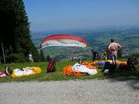 Start Alpspitz
