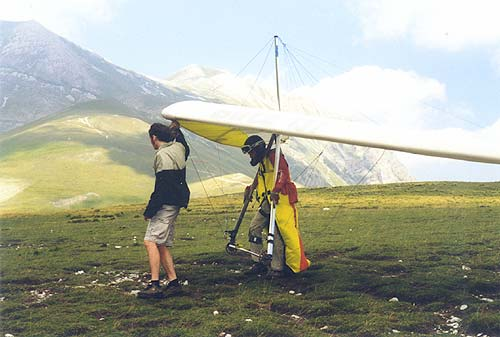 DHV Hanggliding and Paragliding in Germany: What We Can Offer