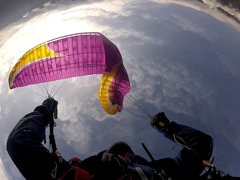 DHV Hanggliding and Paragliding in Germany: Safety test LTF