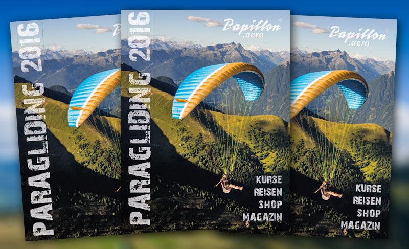 Dhv gleitschirm und drachen fliegen deutscher for Neuer weltbild katalog